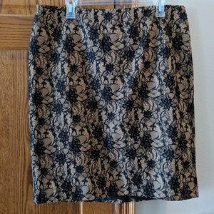 Talbots womens skirt NWOT